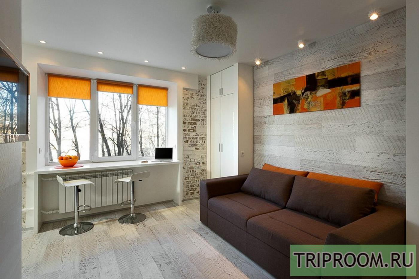 Дизайн однокомнатной квартиры 30 кв м в современном стиле: ф.